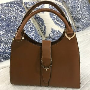 Handbags - Carmel Horse Buckle Style Purse
